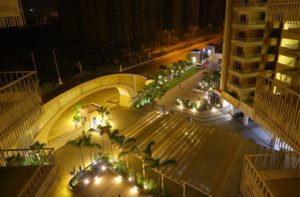 Ace Aspire Greater Noida West – Night Sight