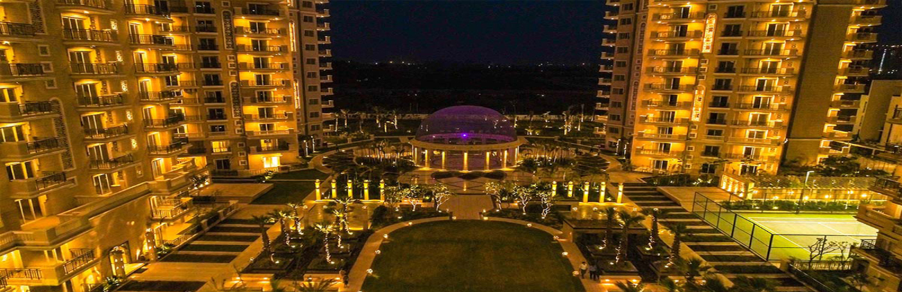 Ace Golfshire Noida Night Sight Look