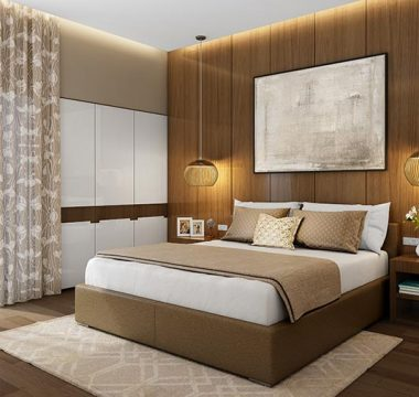 Ace City Flats Bed Room